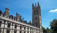 Studenti v Oxfordu bydlí na koleji Nebelvír, inspirovali se Potterem